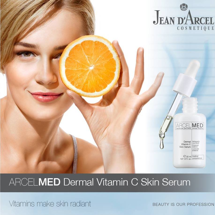 Dermal vitamine C