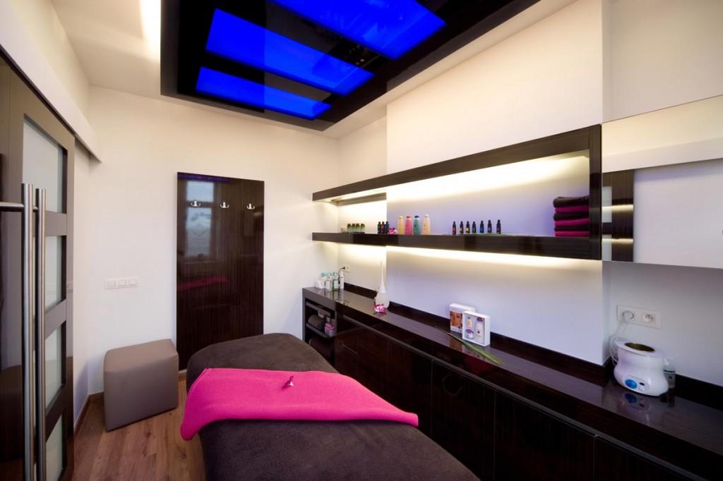 Schoonheidsinstituut Anja - Tienen - massagetafel